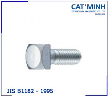 JIS B1182 - 1995 Bu lông đầu vuông