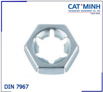 Lock Nuts DIN 7967