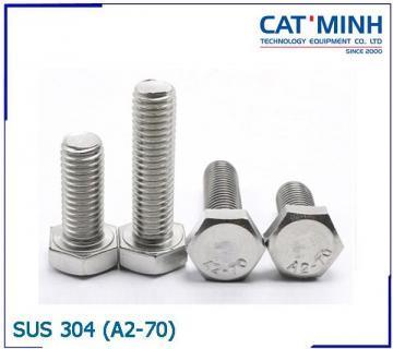 Bulong SUS 304( A2-70) M39x120
