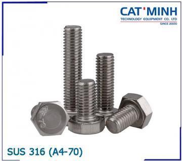 Bulong SUS 316( A4-70) M36x180