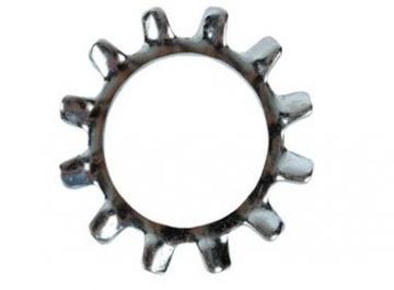 DIN 6797 A External Tooth Lock